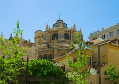 Cathedral of granada, andalusia, spain Stock Photos