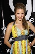 """dianna agron.join """"the gleek tour"""" featuring the cast of """"glee"""".held at hot t - stock photo"""