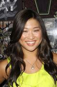 """jenna ushkowitz.join """"the gleek tour"""" featuring the cast of """"glee"""".held at ho - stock photo"""