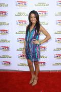 lisa tucker.ludacris foundation summer splash.held at private residence.malib - stock photo