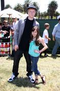 adam hicks, ryan newman.elizabeth glaser pediatric aids foundation 20th annua - stock photo
