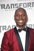"tyrese gibson.2009 los angeles film festival - ""transformers: revenge of the - stock photo"