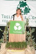 treepeople enviro center,  public education resource for youth  and adults - stock photo