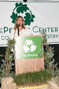 Stock Photo of treepeople enviro center,  public education resource for youth  and adults
