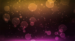 Cosmic Pink Yellow - stock footage