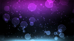 Cosmic Purple Blue - stock footage
