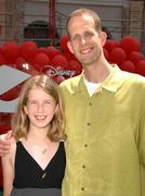 "Elie docter  and director pete docter .""up"" - los angeles premiere .held at t Stock Photos"