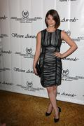 ashley greene.the 36th annual vision awards.held at the beverly wilshire hote - stock photo