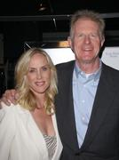 "Ed begley jr., rachelle carson.""whatever works"" los angeles premiere.held at Stock Photos"