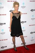 """""""while she was out"""" los angeles premiere - stock photo"""