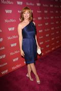 sharon lawrence.2009 women in film crystal + lucy awards - arrivals .held at - stock photo