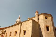 Cathedral of cartagena de indias Stock Photos