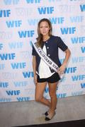 Stock Photo of miss california usa 2009 tami farrell.12th annual women in film celebrity gol