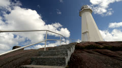 Cape Spear Lighthouse Timelapse Stock Footage