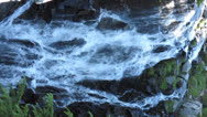 Stock Video Footage of Myrtle Falls in Mt Rainier National Park
