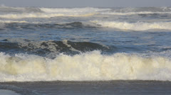 Stock Video Footage of Ocean waves