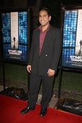 "vivek shah.""echlon conspiracy"" world premiere.held at the paramount pictures - stock photo"