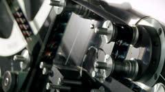 telecine 22 - stock footage