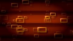 Brown Squares - stock footage