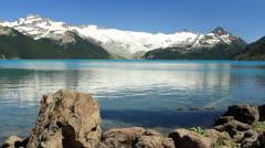 Lake Garibaldi 001.mp4 Stock Footage