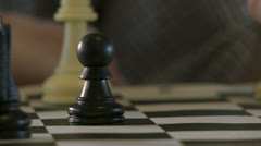 Chess 07 ECU tilt on move Stock Footage