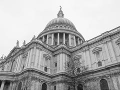 St paul cathedral london Stock Photos