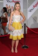 """""""you again"""" los angeles premiere - stock photo"""