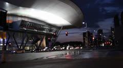 Boston Convention Center 2 Stock Footage