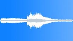 Small aircraft landing - sound effect