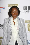 Stock Photo of marianne jean-baptiste.bafta-los angeles 7th annual tv tea party .held at the