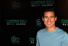 "Mario lopez.""ben 10: alien swarm"" premiere.held at warner bros. studios .burb Stock Photos"