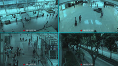 Stock Video Footage of cctv9