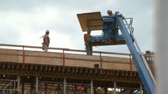 Construction 2 Stock Footage