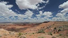 Arizona Near Canyon de Chelly c Stock Footage