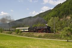 schwarzwaldbahn 01-519 - stock photo