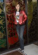 Stock Photo of caroline hennessy.caroline hennessy visits the ed hardy outlet.held at the ed