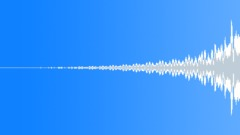 Transporter or Disintegration Beam Sound Effect