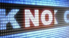 """""""ei"""" näytöllä Arkistovideo"""