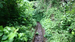 Abandoned Railway Stock Footage