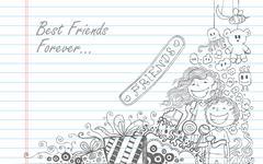 Friendship Day - stock illustration