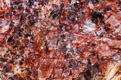 Background from pink mineral Stock Photos