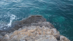 Adriatic sea Stock Footage
