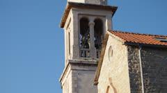 Church bells Stock Footage