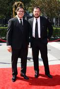 rich sommer.61st primetime creative arts emmy awards - arrivals.held at the n - stock photo