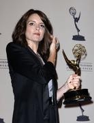 Tina fey .61st primetime creative arts emmy awards - press room.held at the n Stock Photos