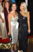 heather tom and katherine kelly lang.36th annual daytime emmy awards press ro - stock photo