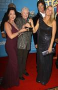 Hunter tylo, susan flannery, ronn moss, katherine kelly lang.36th annual dayt Stock Photos