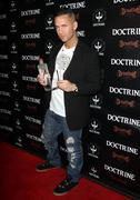 doctrine clothing and devotion vodka launch - stock photo