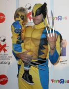 17th annual dream halloween to benefit the children affected by aids foundati Stock Photos
