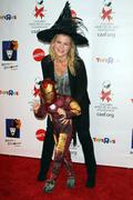 17th annual dream halloween to benefit the children affected by aids foundati - stock photo